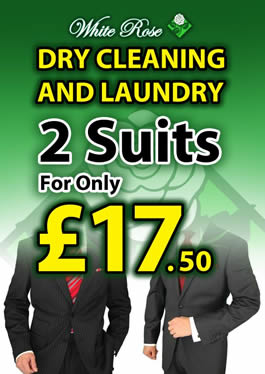Dry Cleaning offer